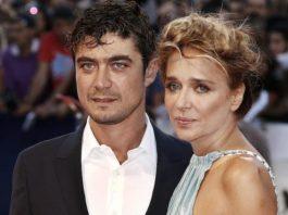Scamacio con Golino al festival di Cannes