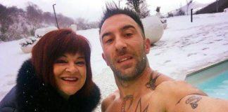 Stefania Pezzopane innamorata del toy boy Simone: «Ci sposiamo»