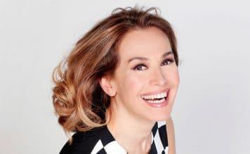 Barbara D'Urso, una serata romantica con il modello Manuel Martù