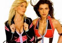 Elisabetta Canalis e Maddalena Corvaglia imprenditrici negli Usa