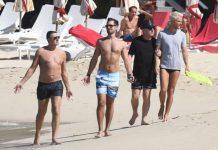 Dolce e Gabbana in vacanza con i fidanzati