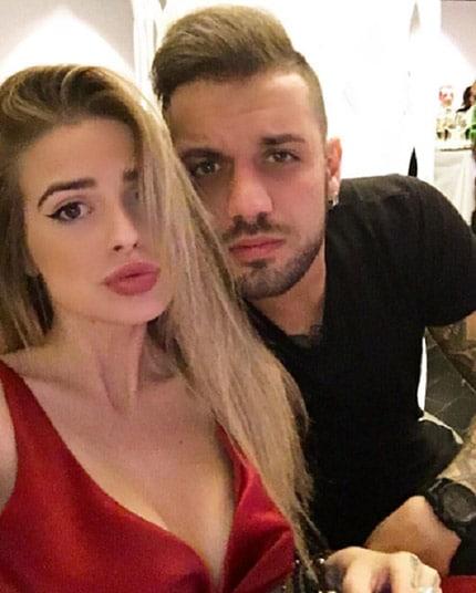 Niccolò Bettarini e Ginevra Lambruschi
