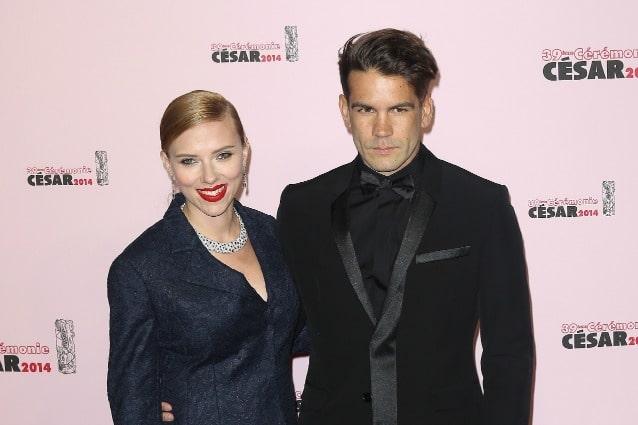 Scarlett Johansson/Romain Dauriac: è finita