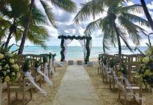 Veronica Maya e Marco Moraci si sono sposati: cerimonia ai Caraibi